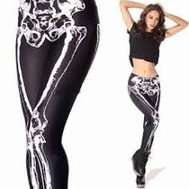 Calzas Leggings Estampadas Importadas
