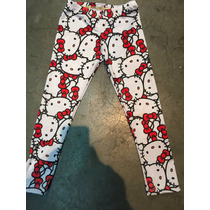Calzas Pantalón Lycra Peppa Monster Kitty