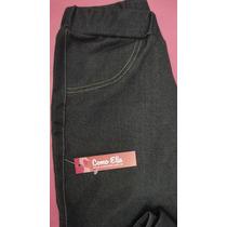Calza´s Jean´s Corte Pantalon Talles Del 2 Al 5 Gruesas