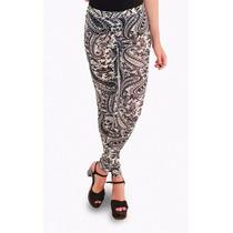 Calza Leggings Estampado Mujer, Brishka T002-15
