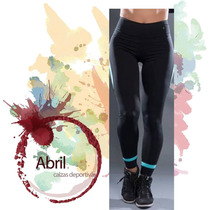 Calza Leggings Combinada