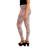 Calza Leggings Estampado, Brishka T002-17