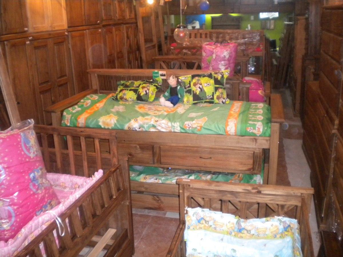 Top camas de madera para ninos wallpapers - Cama doble para ninos ...