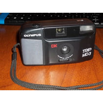 Olympus Trip Md3, Flash Incorporado, Motor, Dx,