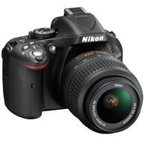 Nikon D5200 Kit 18-55vr, 24mpx, Full Hd, Pantalla Giratoria!