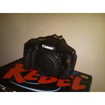 Vendo Permuto Canon T3i 600d En Caja Con Accesorios Original