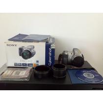 Camara Sony Dsc-h2 Ciber-shot