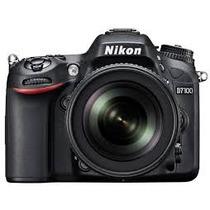 Nikon D7100 Kit 18-105mm Vr + Memo 8gb + 1 Año De Garantia
