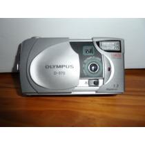 Cámara Digital Olympus Camedia D-370