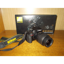Camara Nikon D5100. 500 Disparos Aprox. Prácticamente Nueva.