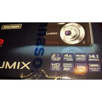 Camara De Foto Panasonic Lumix Como Nueva...exelente....