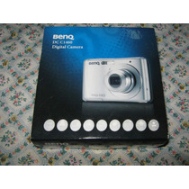 Camara Digital Benq 14.1 Mp - Dc C 1460 - Cba