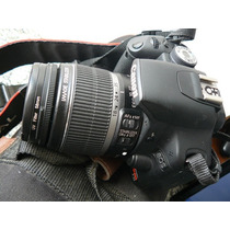 Cámara Reflex Canon T1i / 500d Como Nueva, Completa La Plata