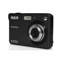 Camara Digital Rca Bateria Recargable