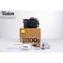 Nikon D300s + 2 Baterias + Grip+ 55k Disparos