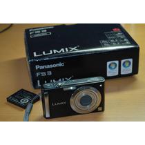 Camara Digital Panasonic Lumix Dmc Fs3 - Para Repuesto