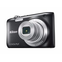 Nikon Coolpix S2900 + Memoria 16gb Clase 10 De Regalo