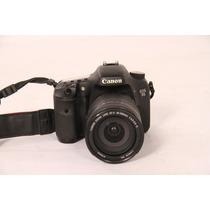 Camara Reflex Canon Eos 7d+18-135 F/4.5-5.6