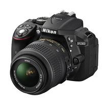 Nikon D5300 Kit 18-55+ Bolso+ 8gbc10+ Minitripode La Plata