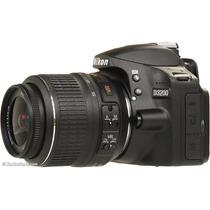 Nikon D3200 Kit 18-55 - Full Hd - 24mpx - Envio - Burzaco