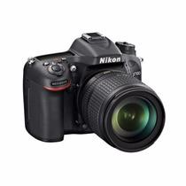 Nikon D7100 Reflex Con Lente 18-105 Mm, Oferta_1