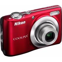 Cámara De Fotos Nikon Coolpix L24