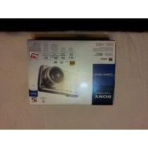 Camara Digital Sony Dsc-h55 Con Funda, Cargador Y Memoria!!!
