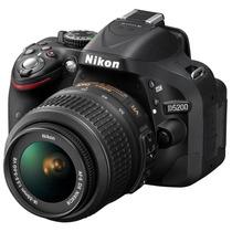 Nikon D5200 Kit 18-55m Vr Envio Gratis, Garantia Y 12 Cuotas