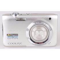 Nikon S2900 20.1mp Zoom 5x Lcd 2,7 Video Hd Batería + Memo