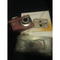 Cámara De Fotos Kodak C813 Rosa