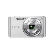 Sony W800 Filma Hd 20.1mp Zoom 5x + Funda+memo 8gb