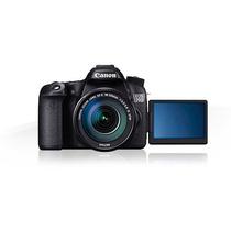 Canon Eos 70d W Kit 18-55 20 Mp Full Hd Wifi Nuevo Gtia.