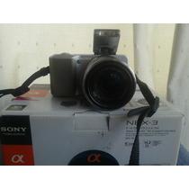 Cámara Sony Alpha Nex 3