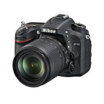 Cámara Reflex Nikon D7100 18-105 Mm Vr Box Gtia 12 Meses