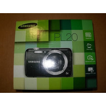 Camara Samsung Pl 20 Nuevisima