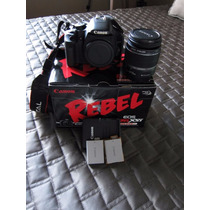 Canon Rebel Eos Xsi 12000 Disp. Caja Original C./ Accesorios