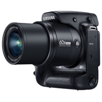 Camara Semi Reflex Samsung Smart Wb2200f Wifi + Nfc Zoom 60x