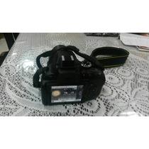 Nikon D5100 Como Nueva