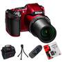 Nikon L840 Reemp. L830 Full Hd+ Bolso+ Trip.+ 16gb+ Lector!!