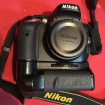 Nikon D5100 Con Grip Vertical