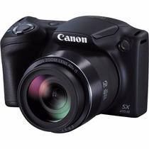 Cámara Digital Canon Sx410 Zoom 40x 20.1 Megapixles +sd 8gb