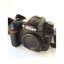 Camara Nikon D7000 Palermo