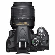 Nikon D5200 Kit 18-55 Vr 24mpx Full Hd 1080p
