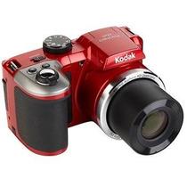Kodak Cámara De Fotos Az-251 Roja
