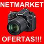Nikon D7100 Kit 18-140mm D 7100 Vr2 4.1mp Lcd 3.2 Full Hd!!!