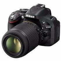 Nikon D5200 Kit 18-55 Efectivo Stock Y Garantía