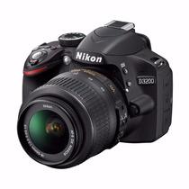 Camara Reflex Nikon D3200 18-55mm, Oferta_1