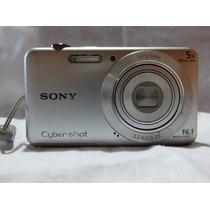 Cámara Digital Sony Dsc-w710 16.1 Megapixel Hd Con Memoria!