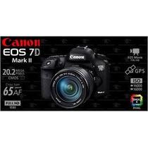 Canon 7d Mark Ii Kit 18-135 Fac A Y B Garantía Efectivo