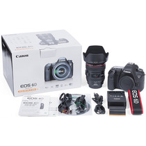 Camara Canon 6d Wg Kit 24-105 - Precio Efvo
